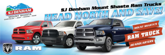 New 2014 Ram 1500s - Head North and Save